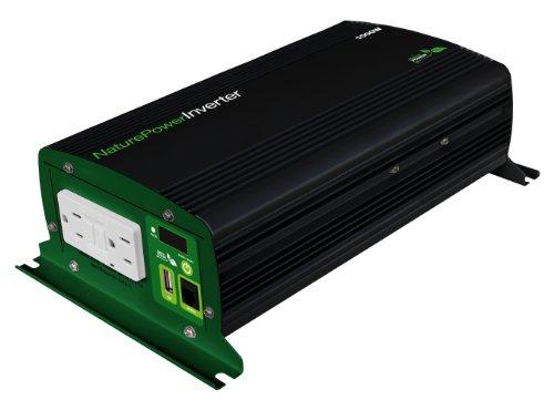 Nature Power 38210modifiziert Sinus Inverter, 1000-watt (Xantrex-portable - Power)