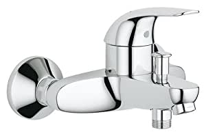 GROHE - 32743000 - Mitigeur Bain/Douche - Euroeco 1111113 (Import Allemagne)