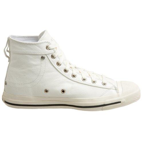 Diesel MAGNETE EXPOSURE Herren Hohe Sneakers Weiß (White T1003)