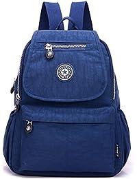SUNRAY-BUY - Bolso mochila de Lona para mujer