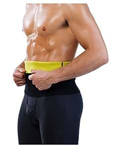 Alistair Rivas Hot Shaper Belt Waist Trimmers (XXL, Black)