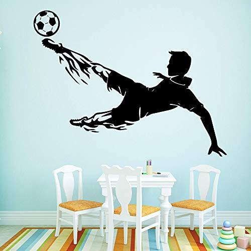 Modeganqingg Cartoon Stil Vogel Vinyl tapetenbahn möbel Dekoration wandaufkleber kinderzimmer DIY PVC Dekoration schwarz m 30 cm x 46 cm -