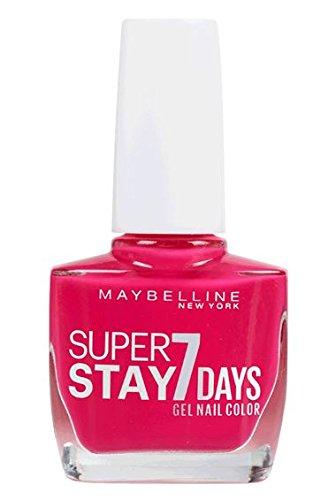 Megavatios Maybelline New York Súper Stay 7 Días