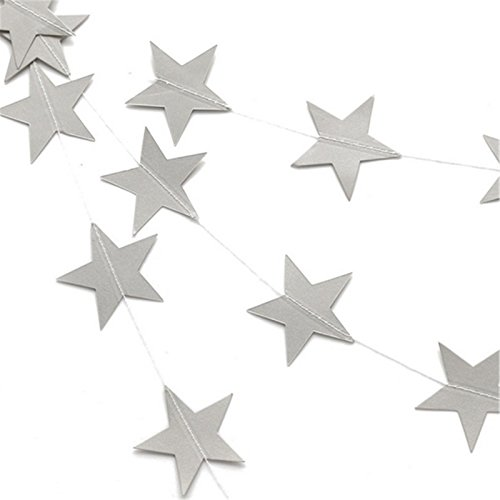 home-4m-gray-bunting-garland-hanging-paper-star-garlands-for-christmas-birthday-weddings-or-parties-
