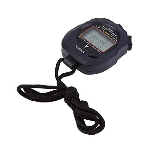 WOSOSYEYO Leap PC3830A Cronómetro Profesional Temporizador