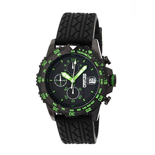 breed-socrates-mens-watch-black-green