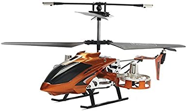 Toyshine 4 Channel Remote Controlled Avatar Helicopter Toy, Sideways Flying, Rechargeable, Assorted Color