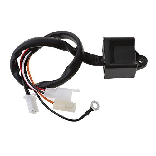 Sharplace /Él/ément de Filtre /à Air Pi/èce Rechange de Moto pour Yamaha PW80,PW 80,YP844