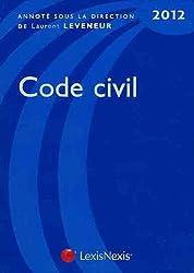 Code civil 2012