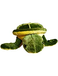 GIFTLOVERS Cute Stuffed TURTLE Soft Toy For Kids (Green) - 15 Inch