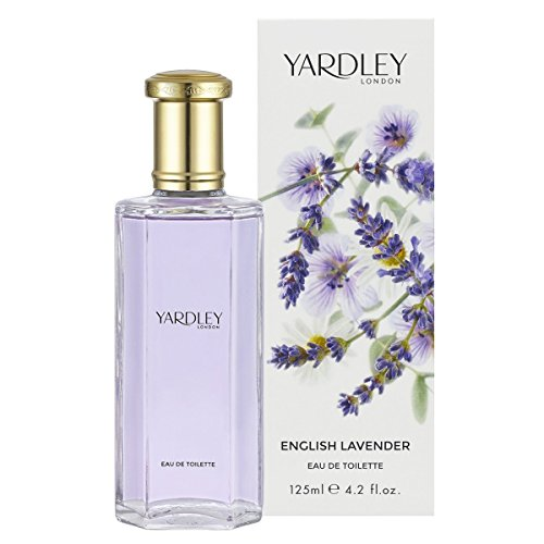 YARDLEY English Eau de Toilette Lavande 125 ml