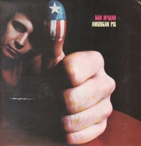 American Pie LP (Vinyl Album) UK Fame (Don Mclean American Pie Vinyl)