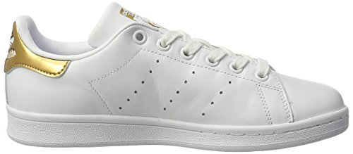 adidas Stan Smith, Scarpe da Tennis Donna Bianco (Footwear White/footwear White/supplier Colour)