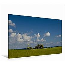 Premium Textil-Leinwand 120 cm x 80 cm quer Ein Motiv aus dem Kalender The Golf-Teetime Planer für das gesamte Jahr / UK-Version / Organizer   ... Leinwand, Leinwanddruck (CALVENDO Sport)