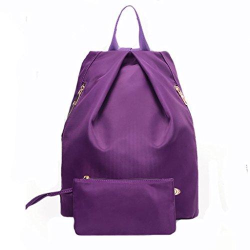 d0f14c4108c4 ... Rucksack Marine Sailor Navy Stripy School Bags for Women Ladies Girls(B- Blue). £18.99 (as of 13th July 2016