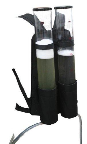 Bierrucksack Getränkerucksack DUO 2 x 3 Ltr.
