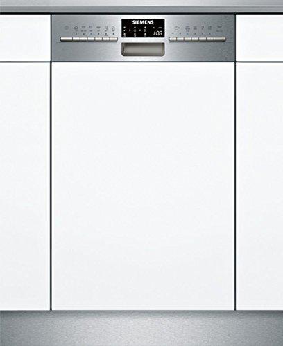 Siemens sr556s01te Lave-vaisselle partie int egriert/A + + +/188 kWh/an/2660 L/AN/échangeur de chaleur/technique de changement de Chasse d'/ Inox