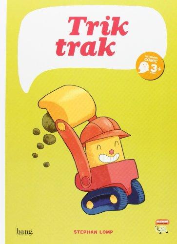 Trik Trak (Mamut 3+) por Stephan Lomp