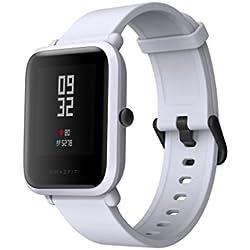 AMAZFIT Bip Xiaomi Smartwatch Monitore de activida Pulsómetro Ejercicio Fitness Versión Internacional Grey