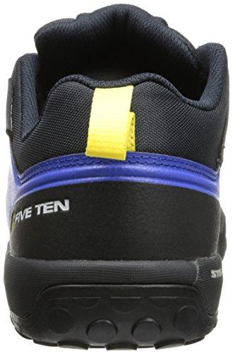 Five Ten - Chaussures Five Ten Impact Vxi Blue/yellow 2015 Noir - Sam Hill