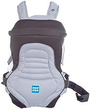 Mee Mee Light Weight Baby Carrier (06 Position Premium, Black)