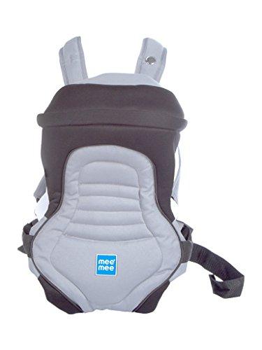 Mee Mee 6 Position Premium Baby Carrier (Black)