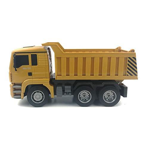 RC Auto kaufen LKW Bild 6: RC-Muldenkipper, 1:16 Allradantrieb-Fernbedienung Muldenkipper-LKW, Schweres Baufahrzeug, Hobby-Spielzeug - Geschenk Für Kinder By globalqi*