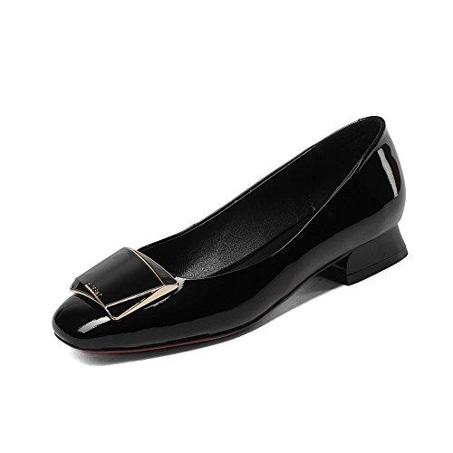 Lady Light Rohöl mit Schuhen im Frühjahr/KoreanFashionbequemeSchuhe/Wilde Frauenschuhe B