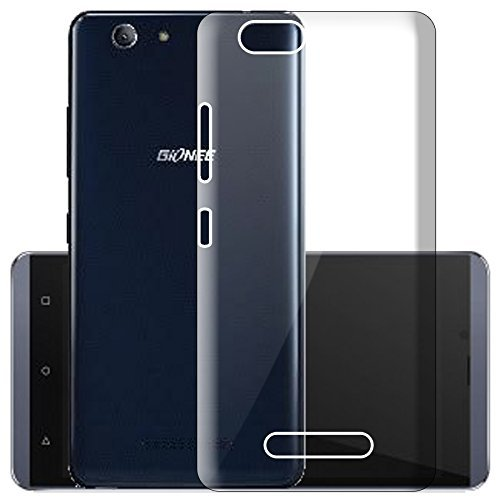 Gionee S Plus Case Soft Back Cover ,Lightweight,Shock Absorbing Transparent Soft Back Case Cover  available at amazon for Rs.210