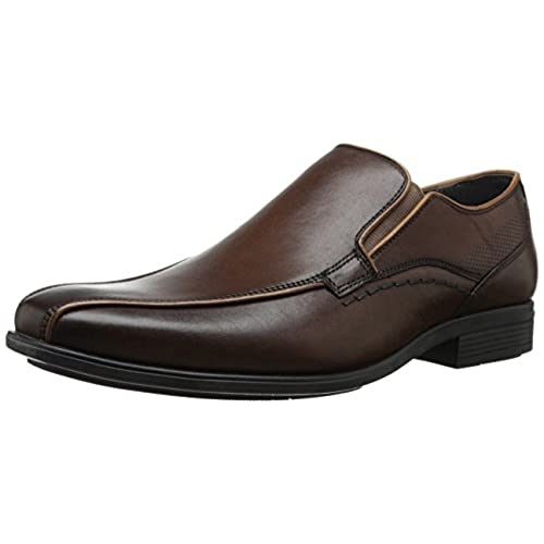 Hush Puppies Carter Maddow, Men Loafers, Brown (Brown), 10 UK (45 EU)