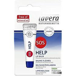 Lavera Sos Help Balsamo Per Labbra - 8 ml.