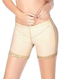 DODOING Damen Butt Lifter Shapewear Unterwäsche Panties Enhancer Boyshorts Taille Erweiterer Hose