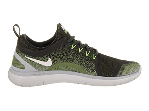 Nike 863775, Sneakers Basses Homme Multicolore (Legion Green / White / Palm Green / Black)