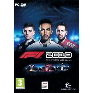F1 2018 Standard Edition (PC CD)