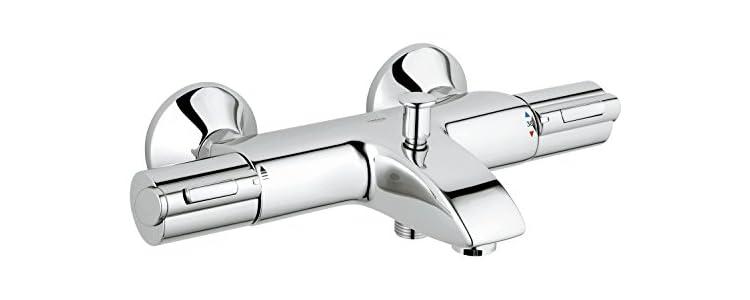 Rubinetti per docce e vasche da bagno fai da for Amazon rubinetti