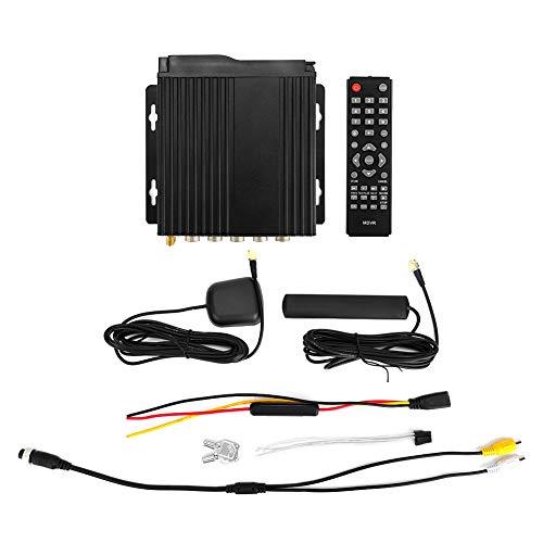 4 Kanal AHD HD GPS Locator Auto DVR Videorecorder fahren - Echte Qualitätsprodukte, wir produzieren keinen Müll