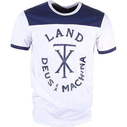 Deus Ex Machina -  T-shirt - Uomo Multicolour Large