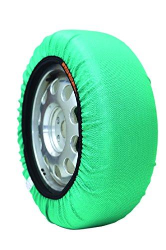 Cadenas de nieve textil ISSE ISSEC75062 Eco, talla 62