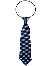 Miobo Krawatte Kinder Jungen mit flexiblem Gummiband