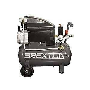 BREXTON Compresseur 25L 8 bar 1,65CV