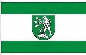 Bannerflagge Bernterode (bei Heilbad Heiligenstadt) - 150 x 400cm - Flagge und Banner