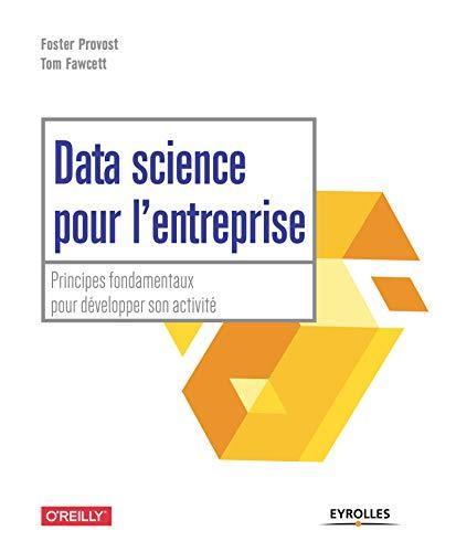 couverture du livre Data science pour l'entreprise