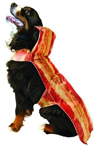 Rasta Imposta Bacon Dog Costume, Small by Silvertop Associates dba Rasta ()