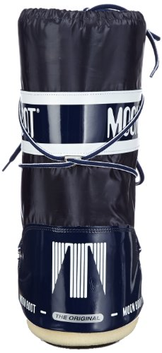 Moon Boot Bang !, Boots femme Bleu - Blau (Blue 3)