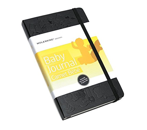 Moleskine Passion Journal - Baby, Large, Hard Cover (5 x 8.25) (Passion Book Series)