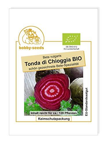 Tonda di Chioggia BIO-Rote Bete Samen von Bobby-Seeds Portion