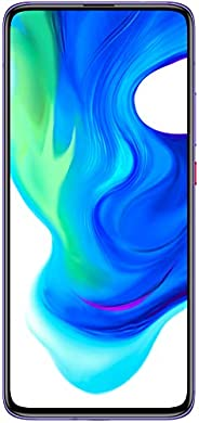 Xiaomi Pocophone F2 PRO 6/128GB, 6,67 inch, Electric Purple inclusief Koptelefoon AMOLED 64 MP Hoofdcamera NFC
