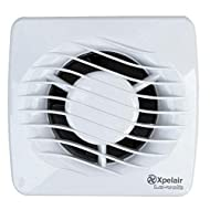 BATHROOM FAN KIT, 12V, 4, WITH TIMER LV100T By XPELAIR by Best Price Square
