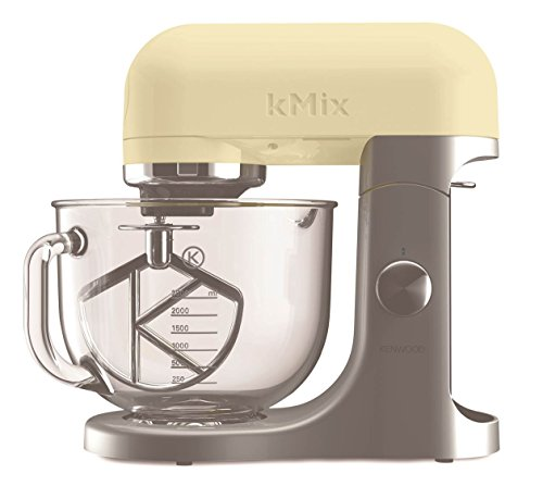 41VMKof1ACL - BEST BUY #1 Kenwood kMix Stand Mixer, 5 L KMX52G - Cream Reviews and price compare uk