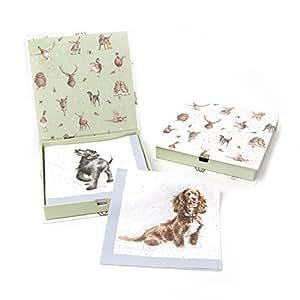 serviettes en papier cadeau pour chien balade fournitures de bureau. Black Bedroom Furniture Sets. Home Design Ideas